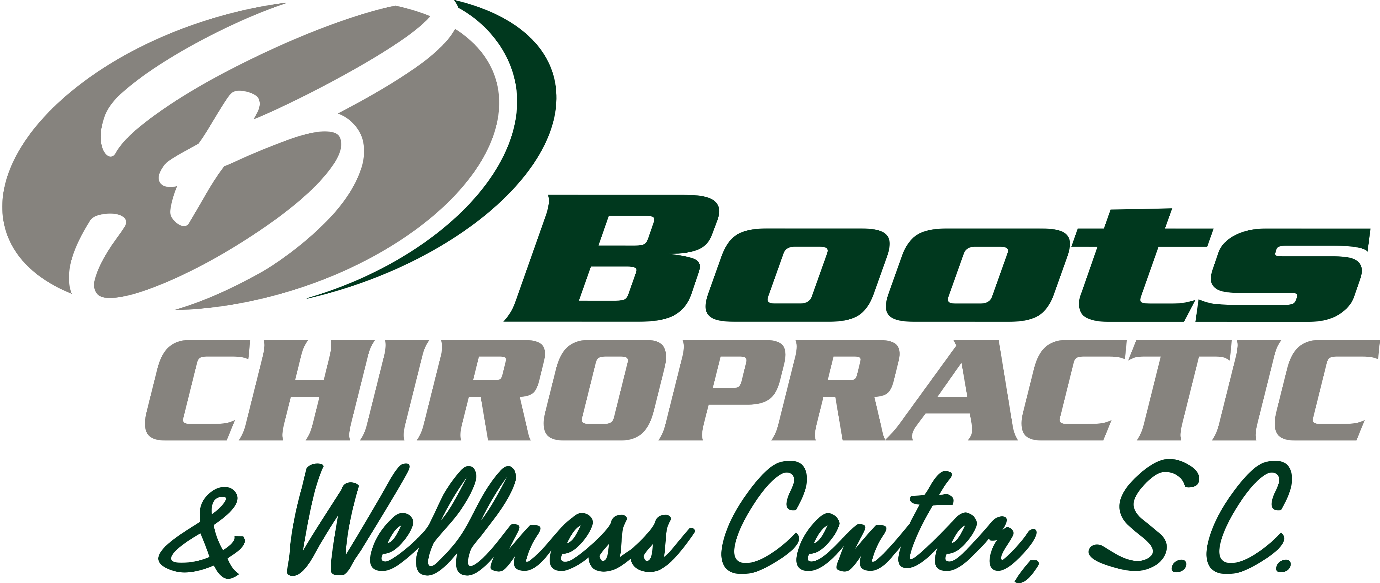 Boots Chiropractic & Wellness Center Logo